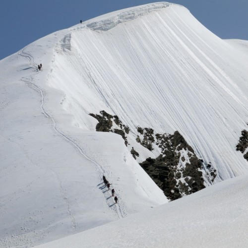 Weissmies (4023m)