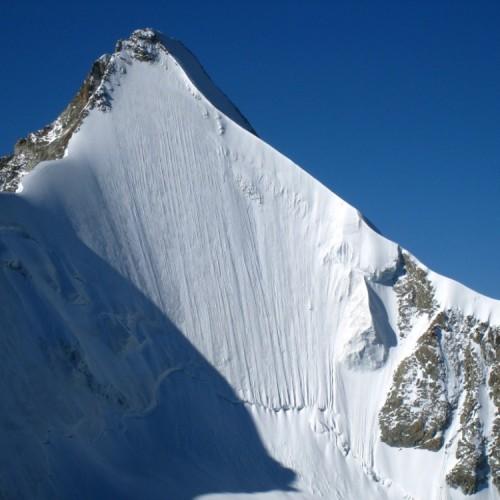 Ober Gabelhorn – 4063 mètres (il paraît)