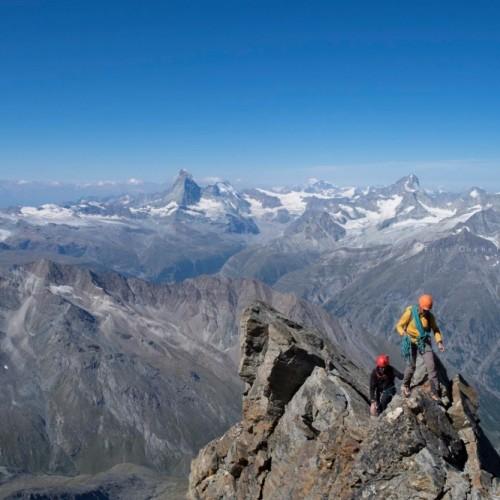 Alphubel (4206m) par la Rotgrat